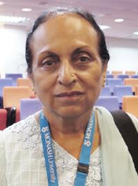 Dr Bharti Madanlal Kshatriya - Malaysia - Jeffrey Cheah School of