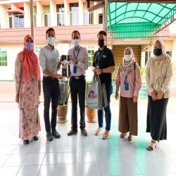Feature Appreciation to Segamat Health Clinic Staff