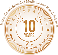 Jeffrey Cheah School of Medicine and Health Sciences 10 Years Anniversary