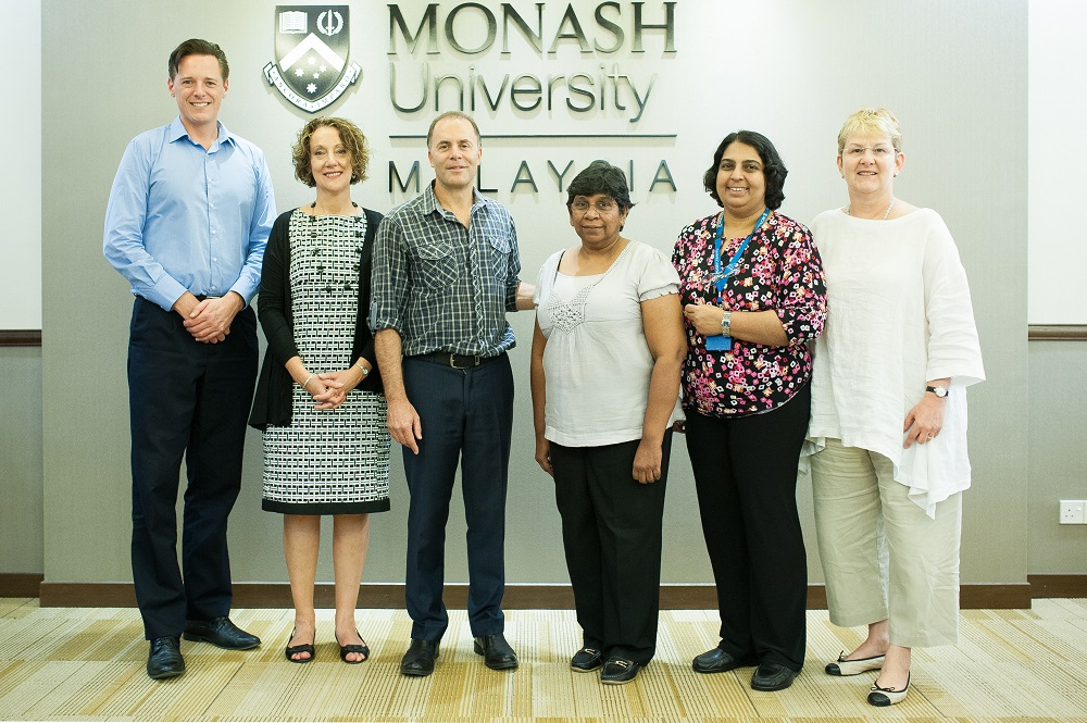 Leading the pack: Developing students' research skills at Monash Malaysia