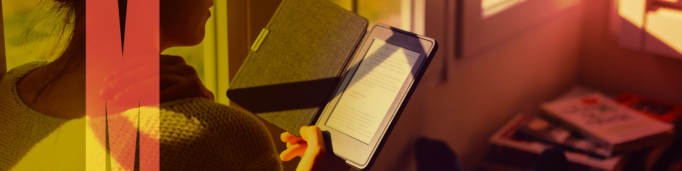 e-Books on the rise