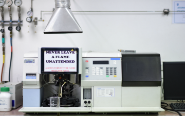Atomic Absorption Spectrometer A