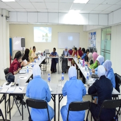 Feature Stake holders meeting for the upcoming breast cancer project in SEACO.jpg