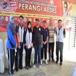 Feature National Gotong Royong Mega Bersepadu – Perangi Aedes 2