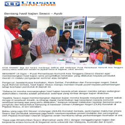 Feature SEACO Study Results Utusan Online Ayub 14th August 2017.png