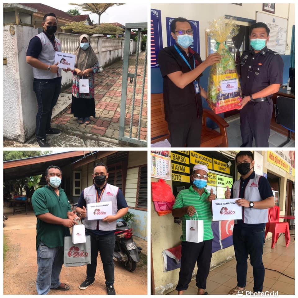 Ihya Ramadan program with the community in Mukim Chaah_1