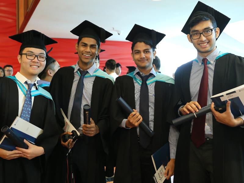 Monash Graduation 2017