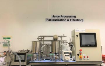 Juice processor