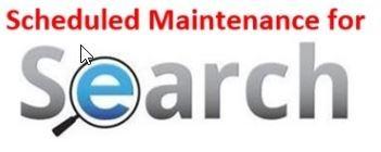 System upgrade 19-23 January