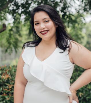 Monash student - Jasmine Rajah