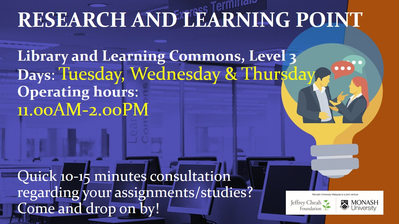 Research and learning Point