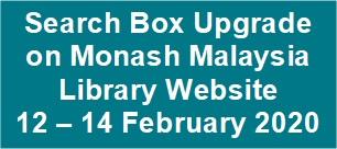 Search Box Upgrade