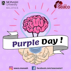 Feature Purple Day