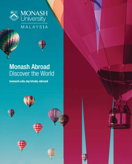 Study Abroad Outbound brochure