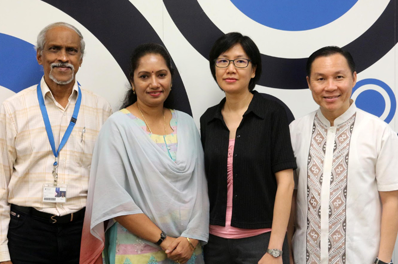 Pharmacy and Medical lecturers from Monash Malaysia