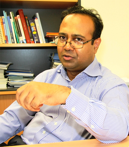 Associate Professor Shamsul Haque - Head of Discipline (Psychology)