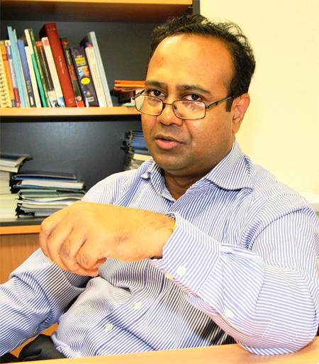 Associate Professor Shamsul Haque - Head of Discipline (Psychology)