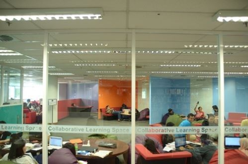 Collaborative Area - inside
