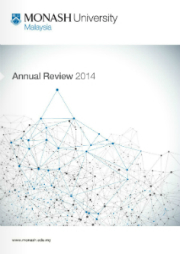 Annual Review 2014 brochure