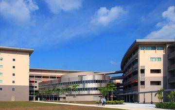monash-campus-building-malaysia-sunny-day