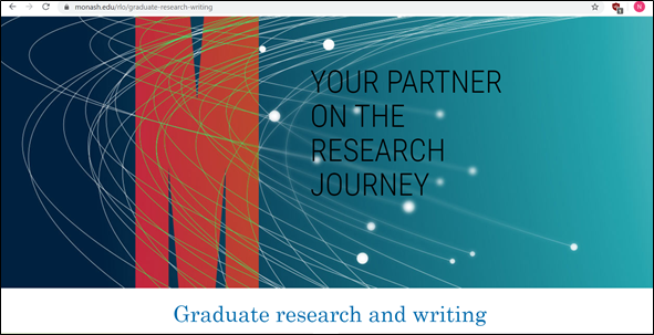 MONASH MALAYSIA LIBRARY: YOUR PARTNER ON THE RESEARCH JOURNEY