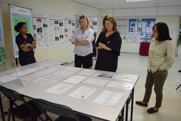 SEACO welcomed Professor Sharon Pickering