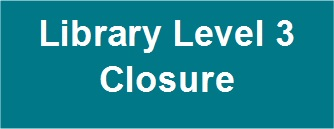 Closure of Level 3 Library from 21 to 22 April 2018