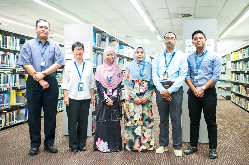 Information Resources Team Members