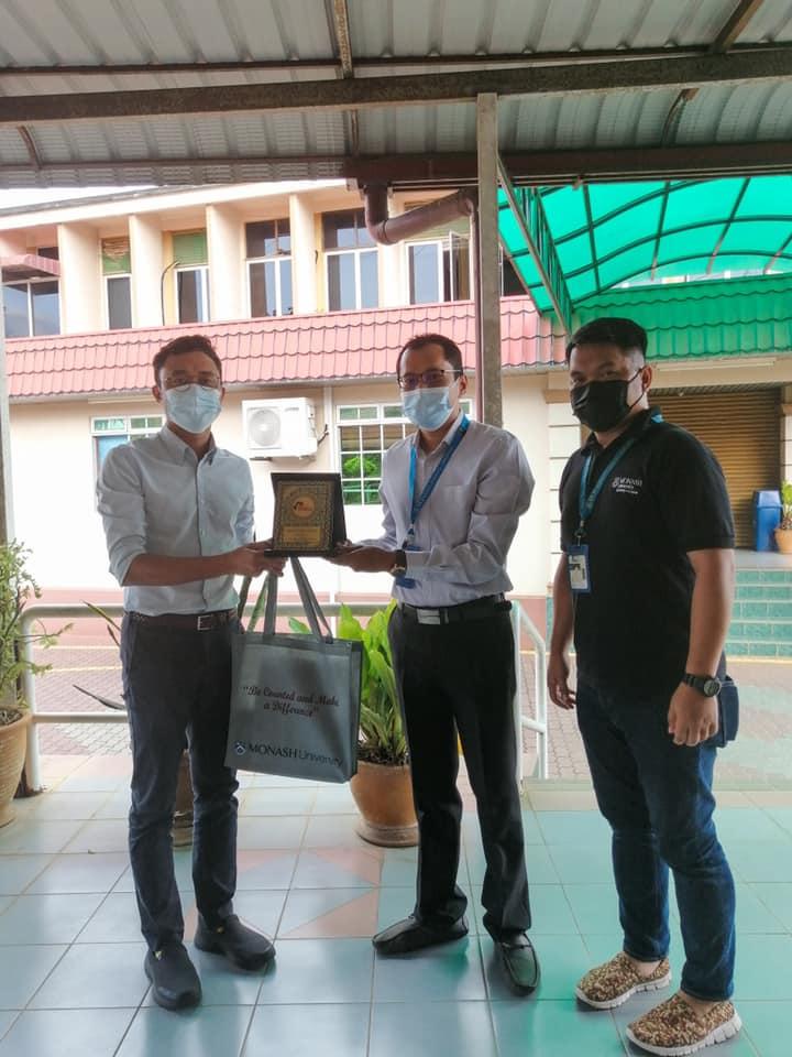 Appreciation to Segamat Health Clinic Staff_2