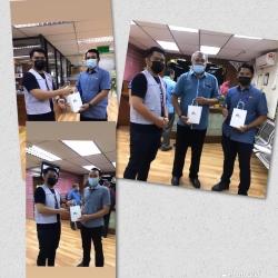 Feature Ihya Ramadan program with Penghulu