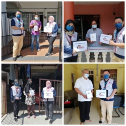 Feature Ihya Ramadan program with the community in Mukim Sungai Segamat
