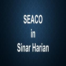 SEACO in Sinar Harian.jpg