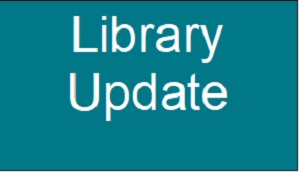 Library opening update