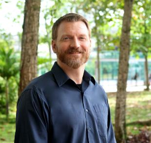 Dr Joel Moore - School of Arts and Social Sciences