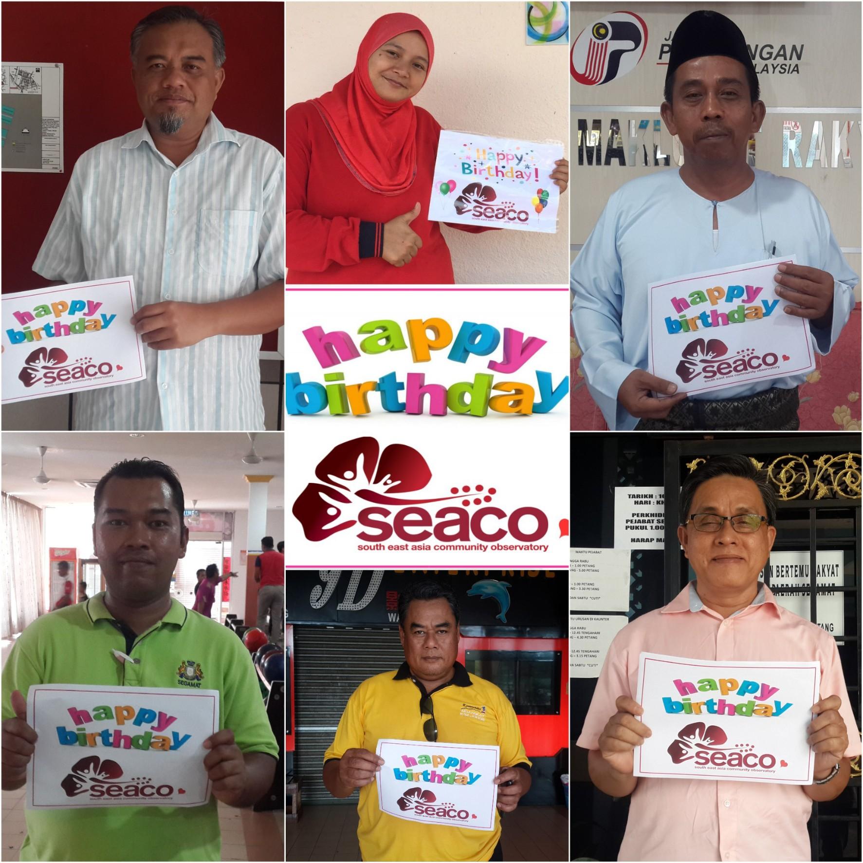 SEACO Celebrates 4th Anniversary in 2015 - Penghulu