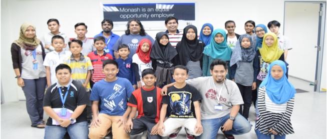 Citizen Science Reporter (CSR) Training for Children