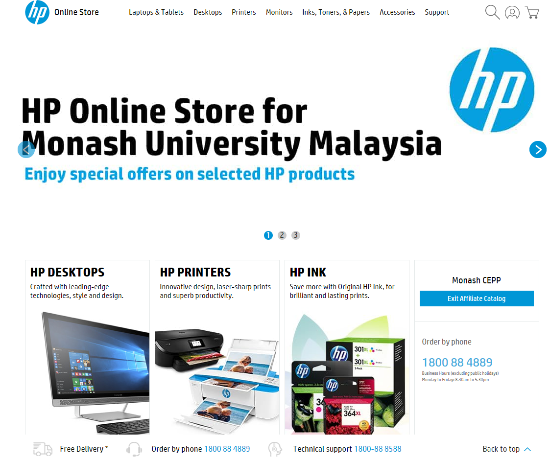 Purchase of Personal IT Devices by Staff and Students - IT