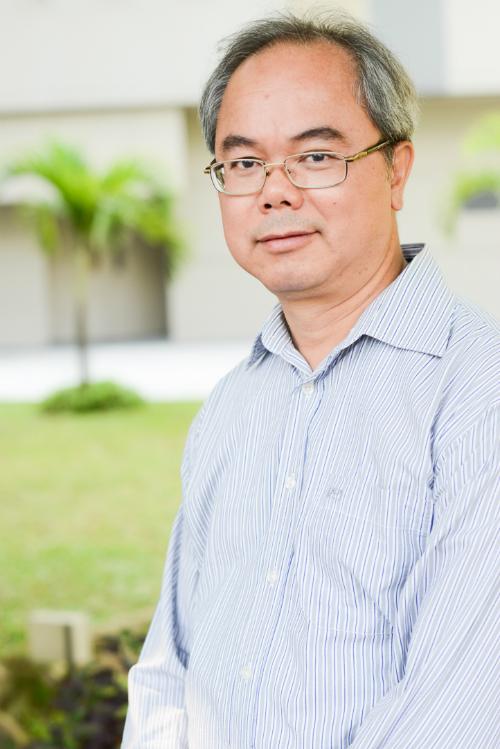 Professor Chow Sek Chuen