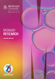 Monash Research brochure